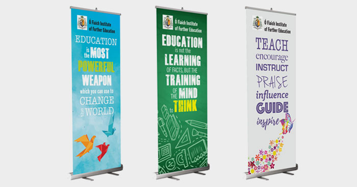 Pull-up Banner Printing