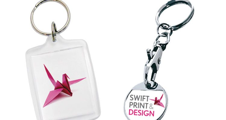 Custom Key Rings