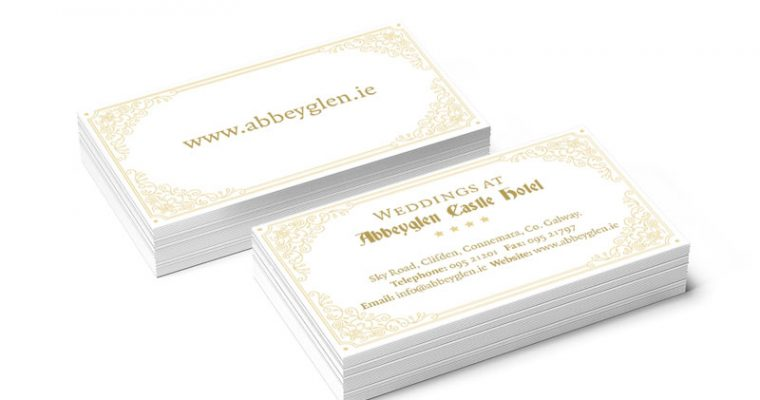 Abbeyglen Castle Hotel Weddings