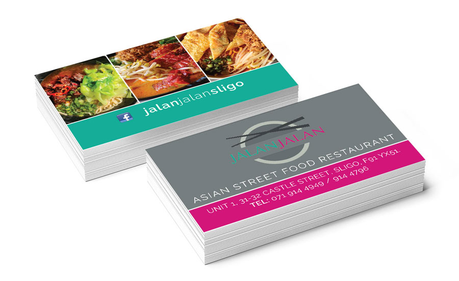 business cards galway