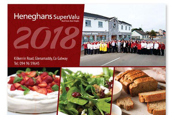 Heneghan's SuperValu Calendar