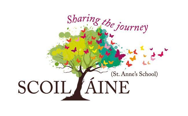 Scoil Áine Logo Design