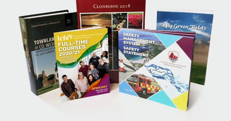 Book Printing & Design