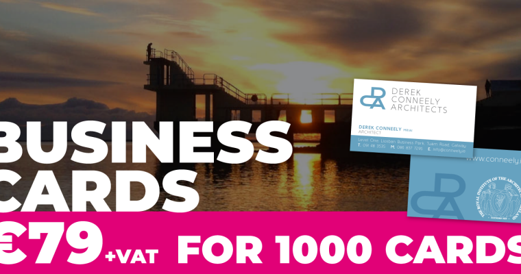 Galway Business Card Printing