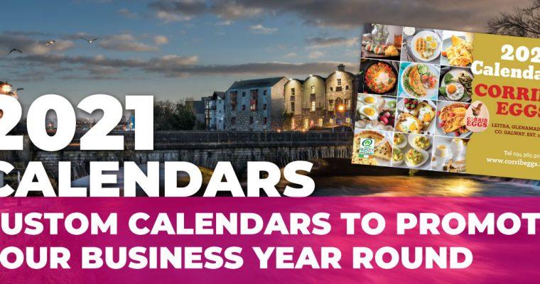 Galway 2021 Calendar Printing