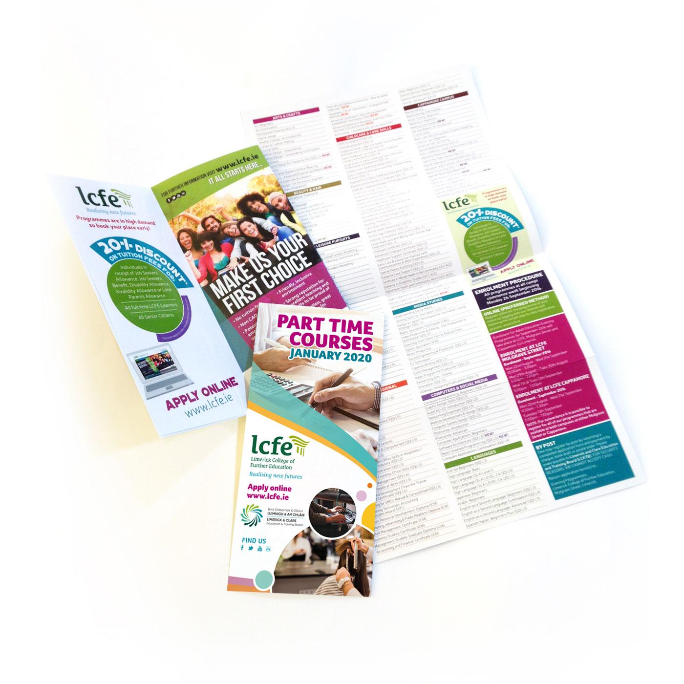LCFE brochure