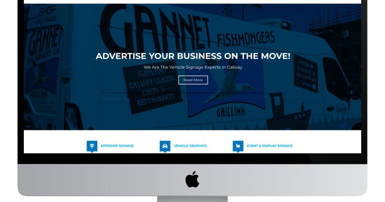 A1 Signs Website