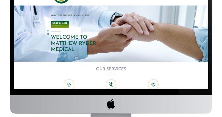 Matthew Ryder Medical Website