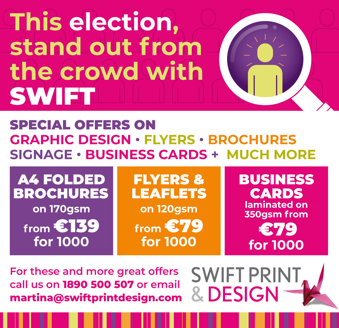 this election stand out from the crowd with swift