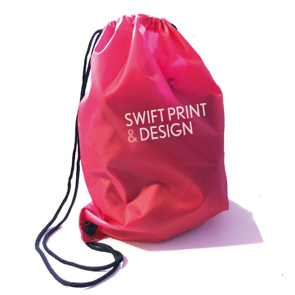 Swift drawstring bags