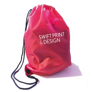 Swift drawstring bags
