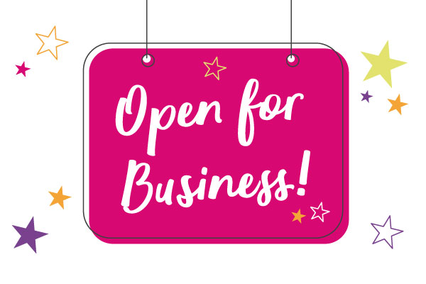 Swift Print and Design Open for Business!
