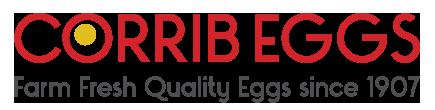 corrib eggs logo