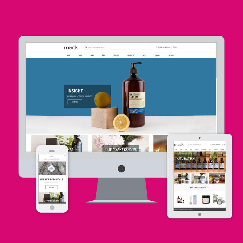 mack website